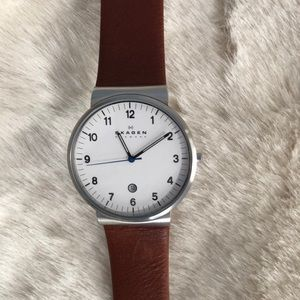 Skagen Unisex Watch - EUC